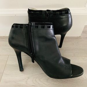Cole Haan genuine leather booties